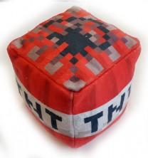 Minecraft TNT párna